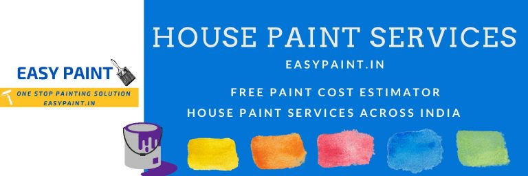 house paint services in india