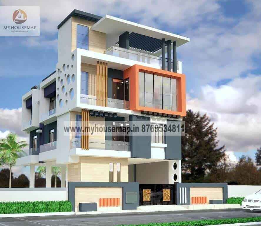 3d elevation design