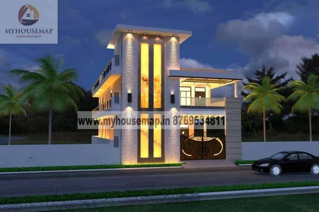 design your home front elevation in 3d