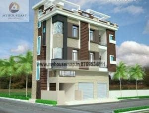 indian house front elevation designs photos