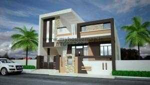 small house elevation