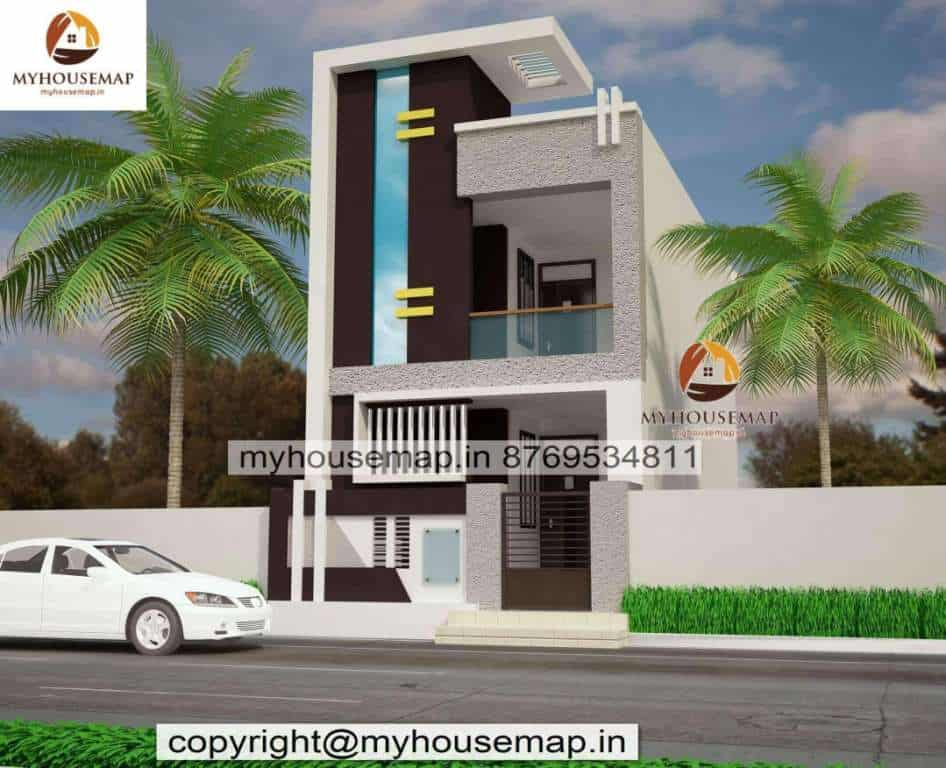 elevation design for house