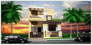 elevation designs for single floor houses