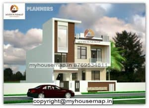 elevation for house