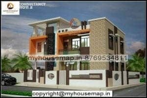 elevation of home