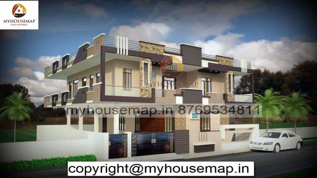 exterior elevation house design