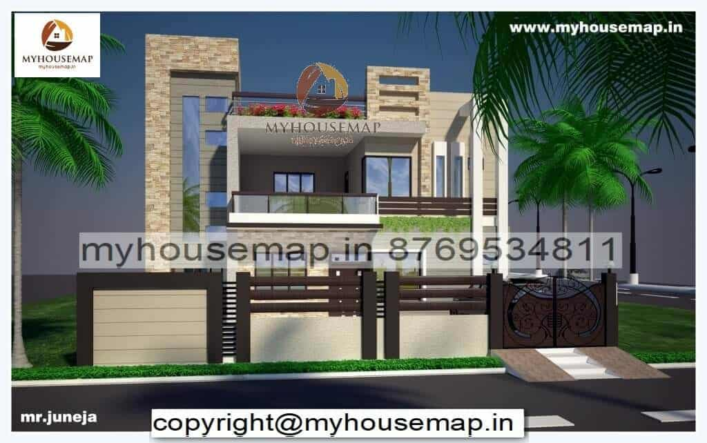 front elevation design for small house