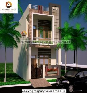 front elevation for house