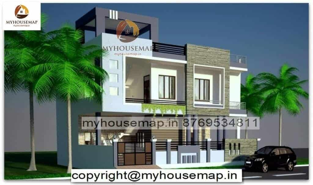 front house elevation