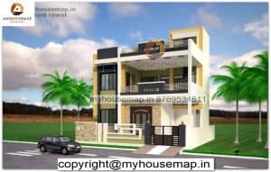 house elevation in india