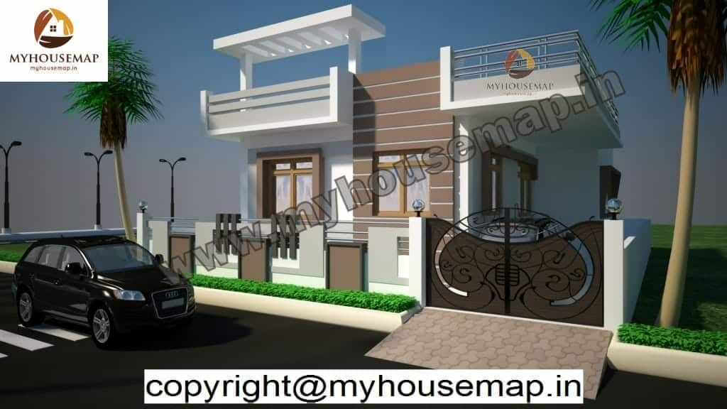 house elevation single floor