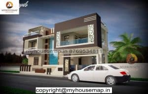 house front elevation photos