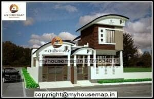 small home elevation