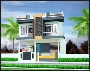 3d home elevation