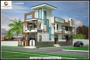 front elevation design for house in india