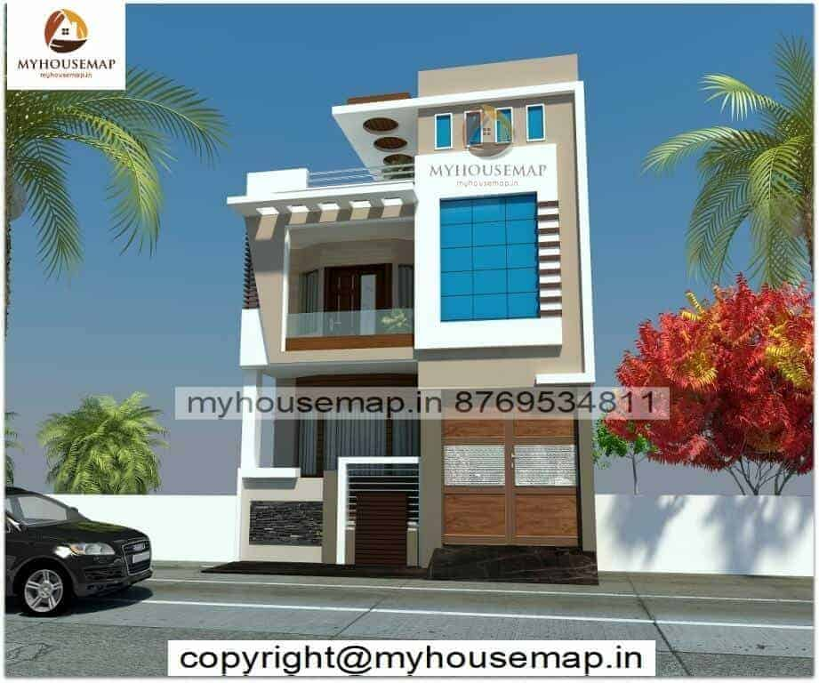 front elevation images simple house