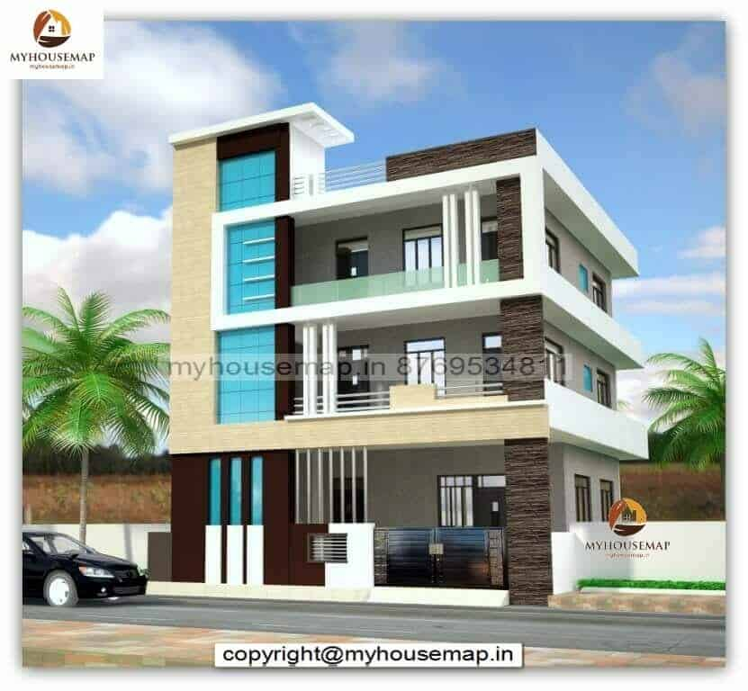 glass elevation designs of houses