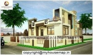 ground floor house elevation images