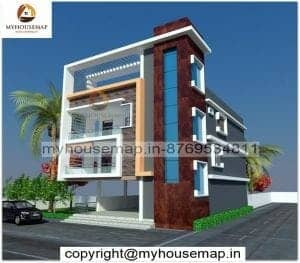 home elevation colors