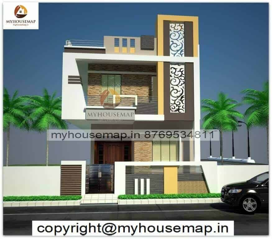home elevation images in indian