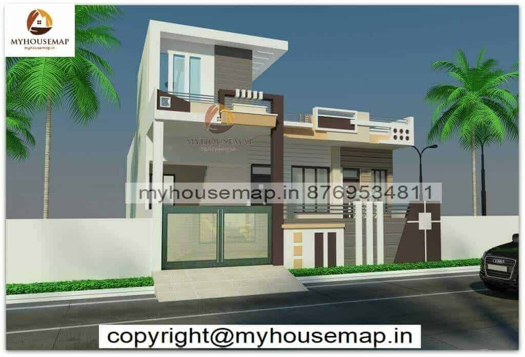 house elevation designs for ground floor