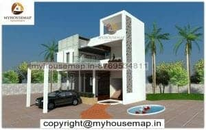 house elevation designs india