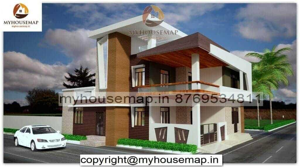 house elevation india