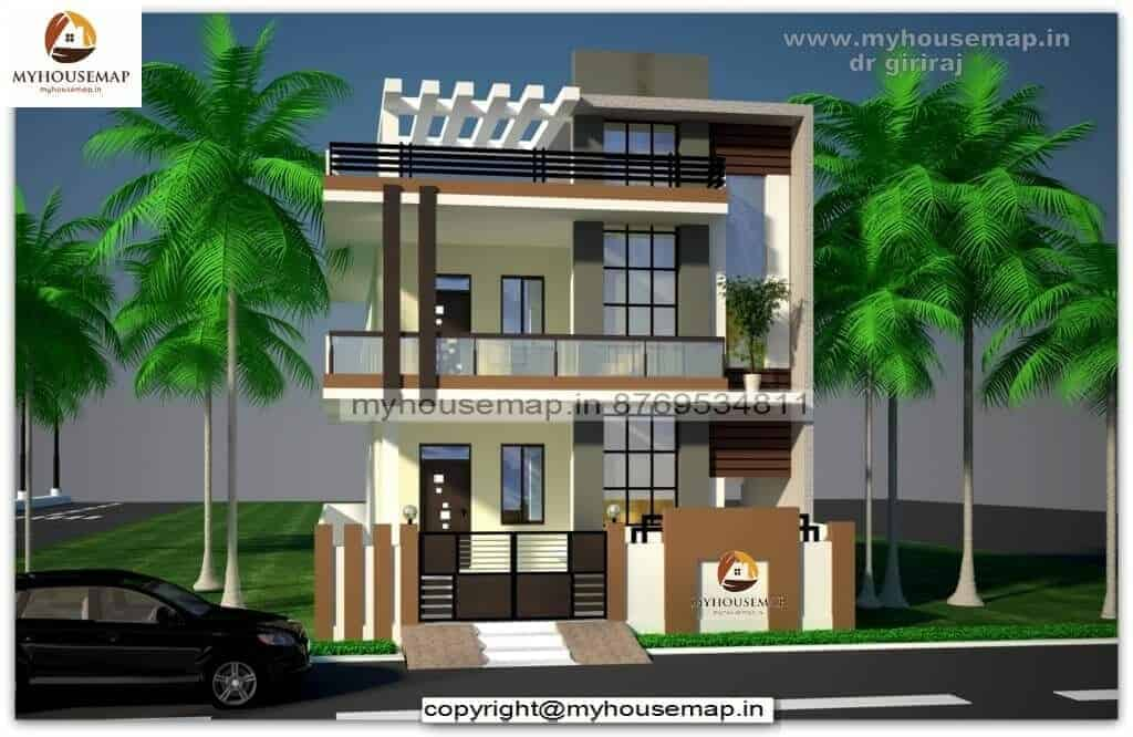 indian house elevation designs