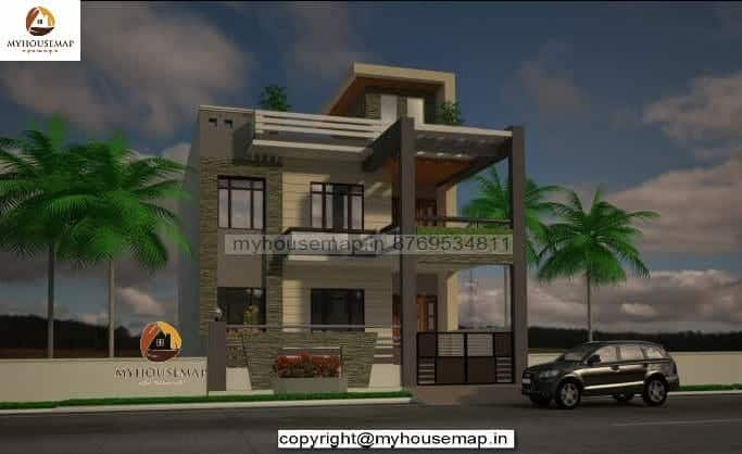 new house elevation designs