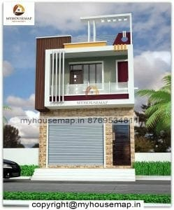 shop front elevation design