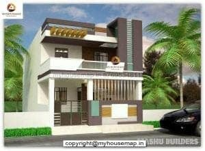simple elevation designs for home
