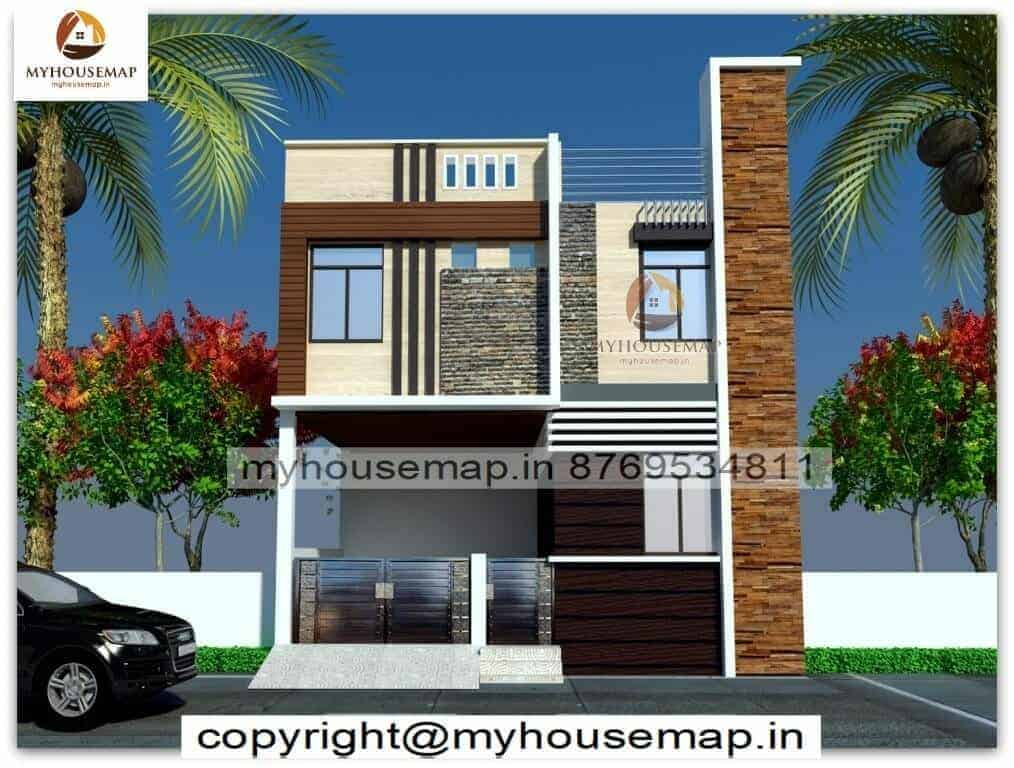 simple home elevation
