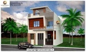 small house elevation design