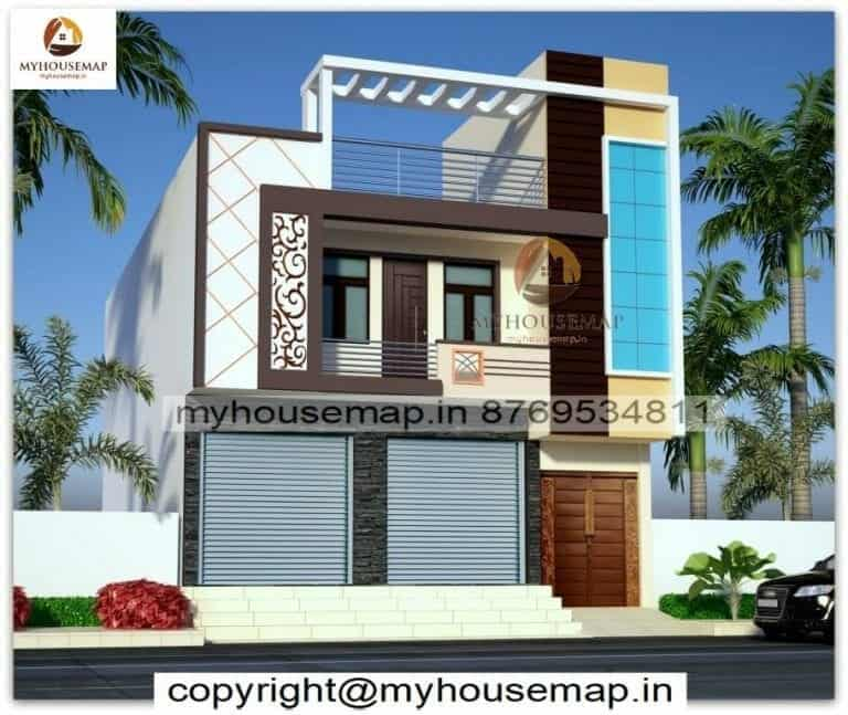 elevation first -floor house designs
