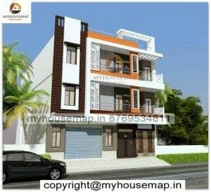 designs triple story elevation