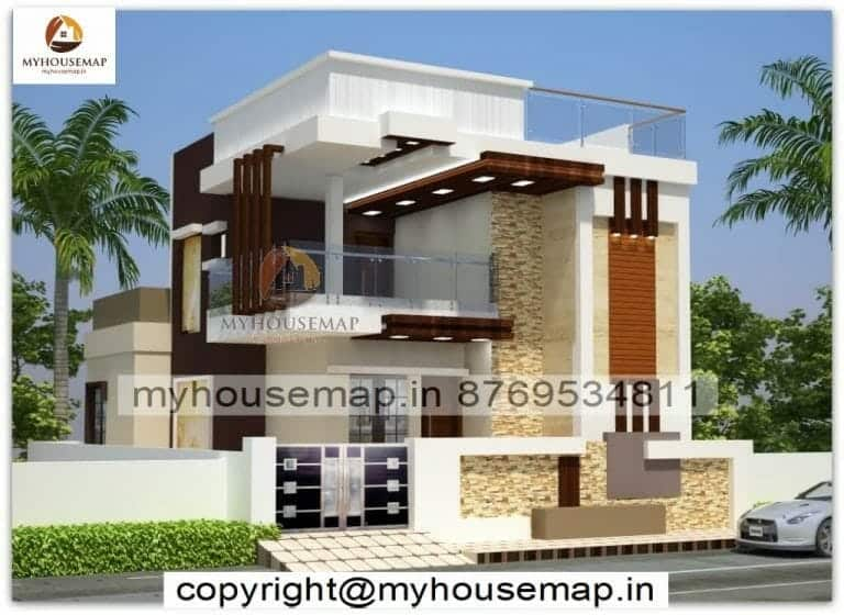 front elevation house designs