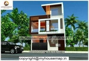 Front elevation new house design