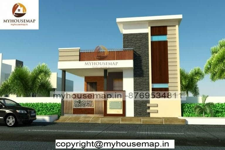 House elevation first floor