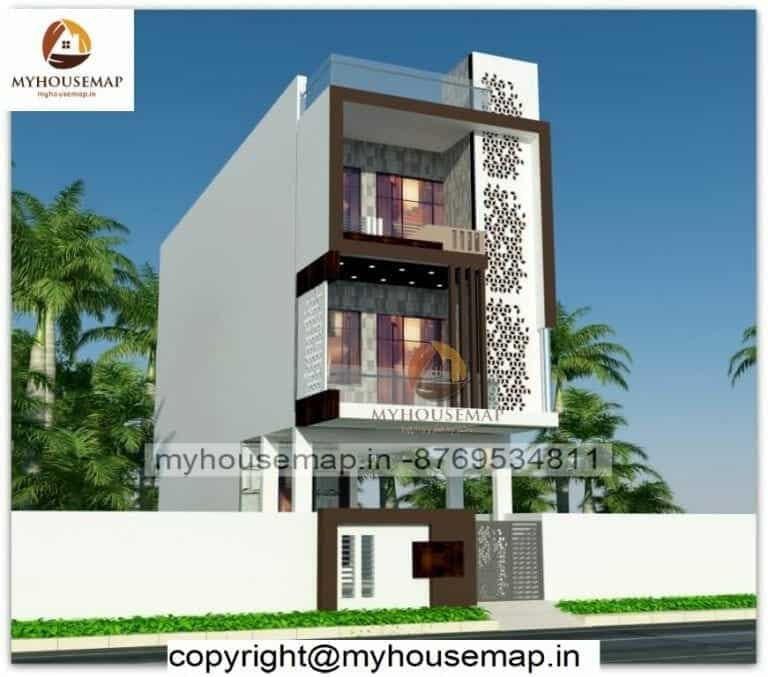 House front elevations