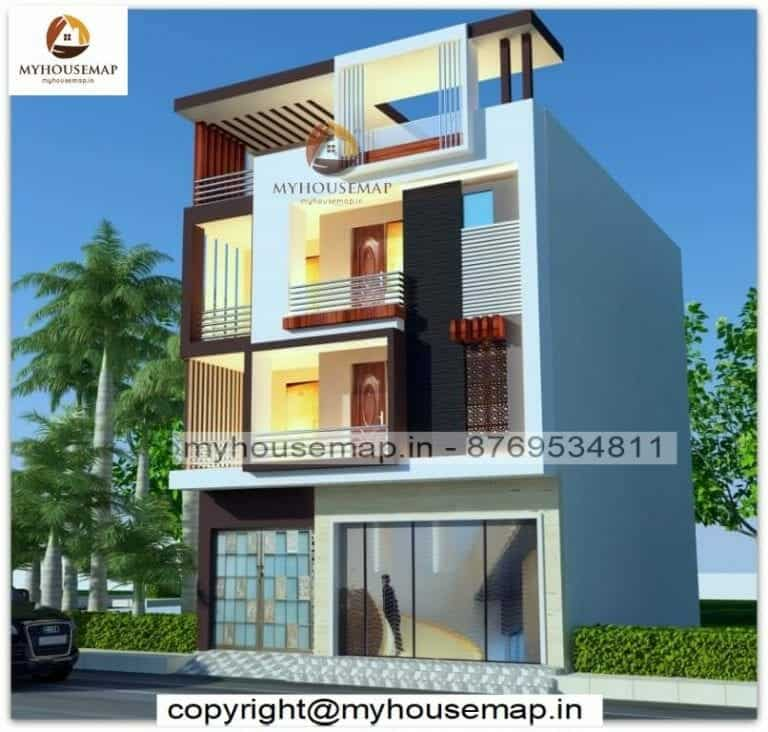 Indian style home design