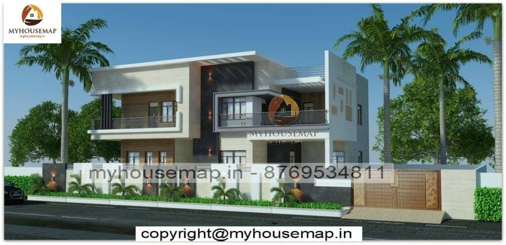 Latest home elevation design