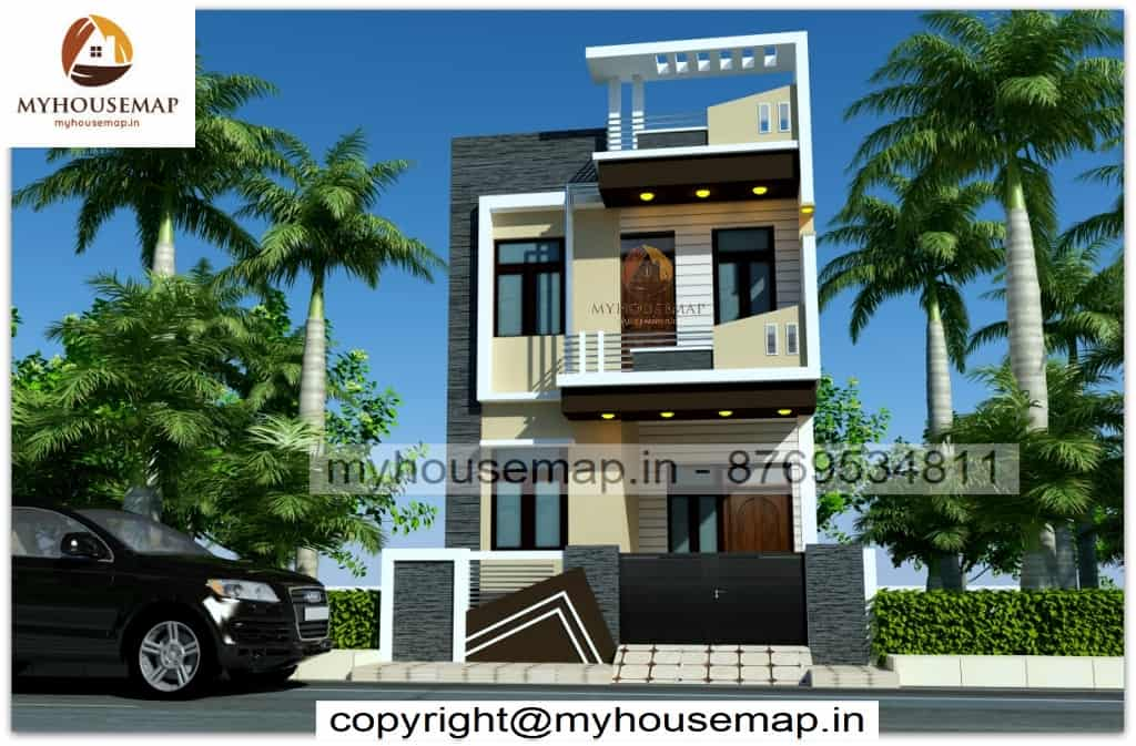 front elevation design small house