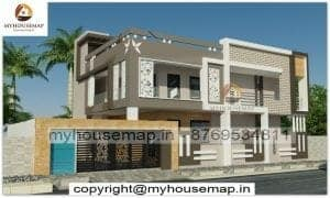 front house elevation designs