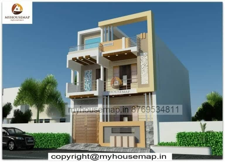 new Indian elevation designs