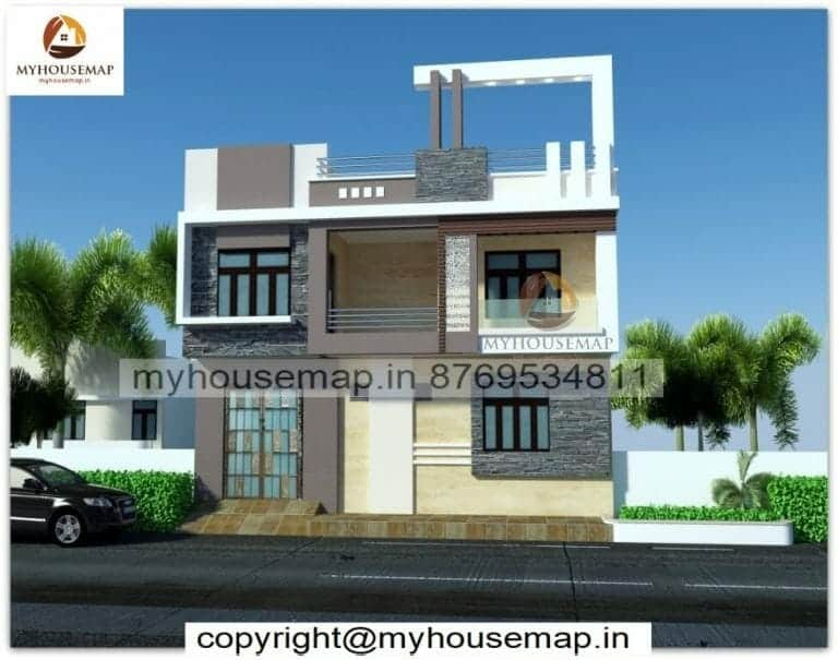 simple front elevation designs
