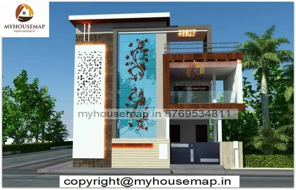 double story home design images