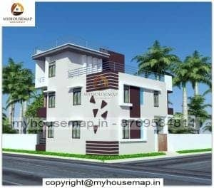 double story house design