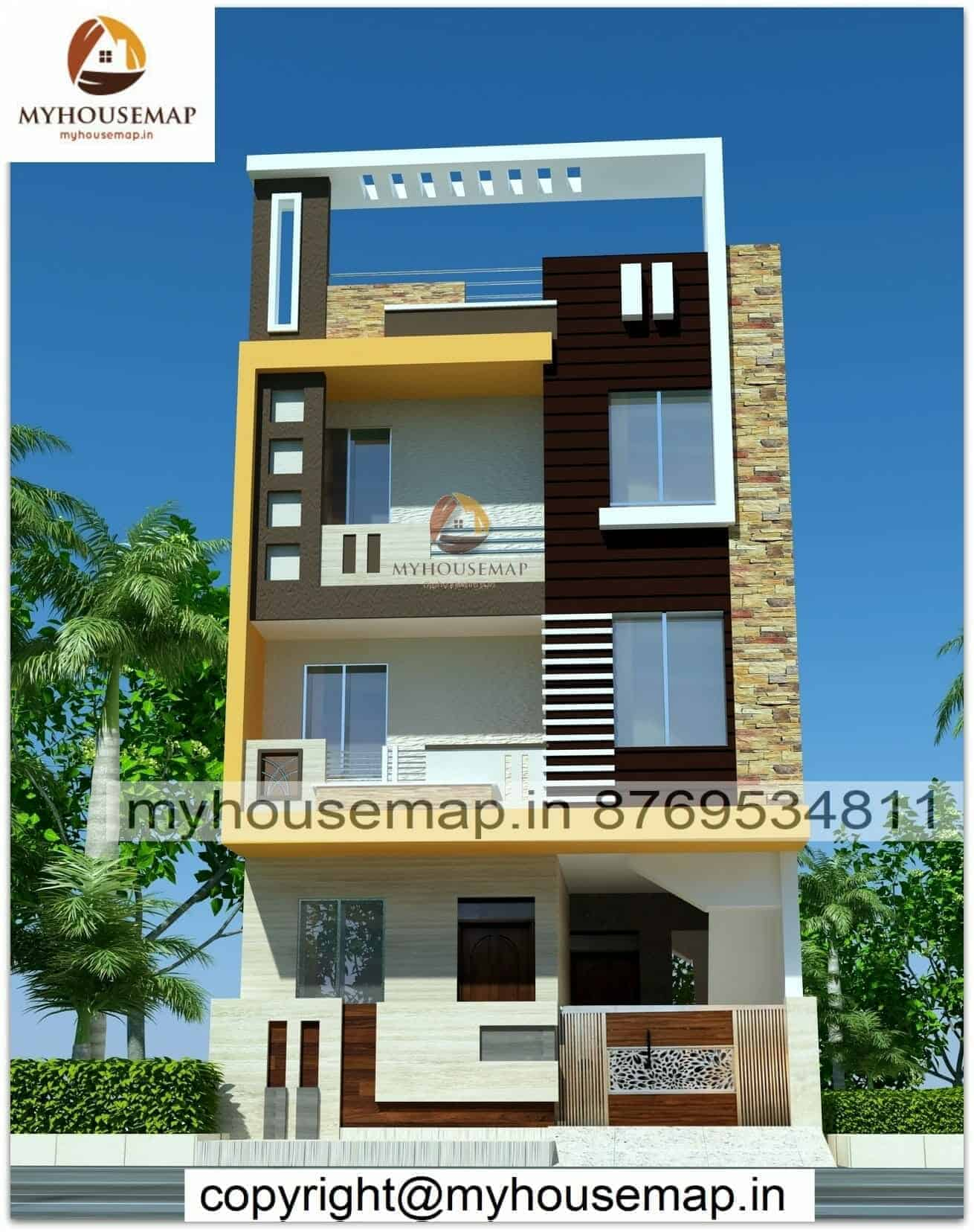front best home design