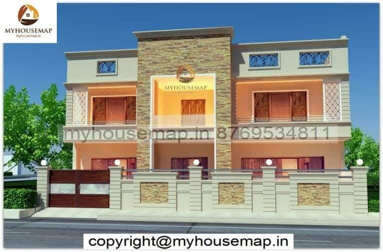 front exterior design for house