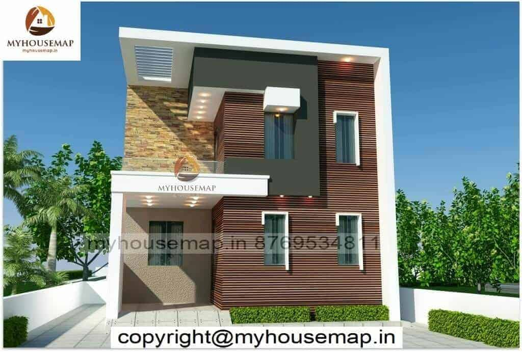 front simple home design